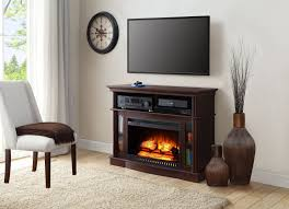 better homes and gardens ashwood road media fireplace for tvs up