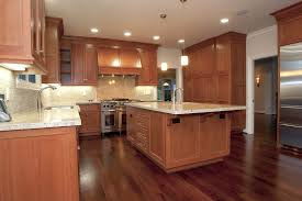coordinating wood floor with wood cabinets what color hardwood floor with cherry cabinets plan hardwoods design