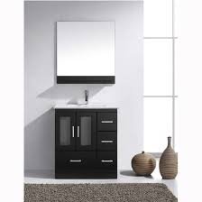 Single Bathroom Vanity With Sink Bathroom Vanities 30 Zola Single Bathroom Vanity Set Slim