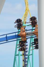 Sandusky Ohio Six Flags Cedar Point Gatekeeper