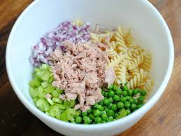 Pasta Salad Recipe Mayo by Easy Tuna Pasta Salad Recipe