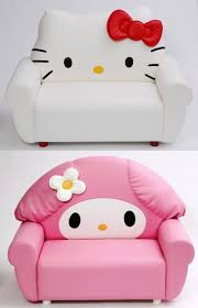 hello sofa sanrio sofa featuring hello and my melody on sale now