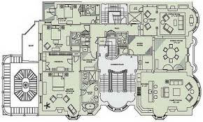 floor plans of historic mansions
