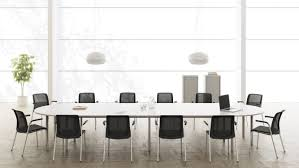 Contemporary Conference Tables by Contemporary Conference Table Metal Laminate Melamine