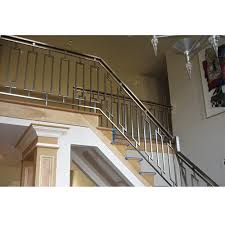 Stainless Steel Banister Stainless Steel Railing Fittings Manufacturer From Mumbai