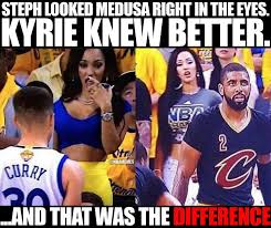 Kyrie Irving Memes - nba memes on twitter stephen curry vs kyrie irving medusaeffect