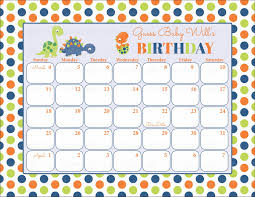 dinosaur baby shower baby birthday prediction calendar baby shower activity dinosaur