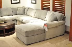 Pottery Barn 3 Piece Sectional Not So Newlywed Mcgees Shopping For A Sectional