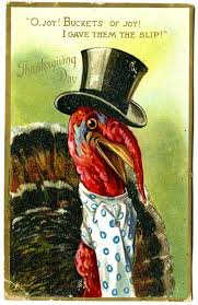 antiques from the web vintage tuck s turkey with glitter