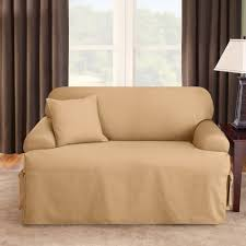 Slipcovers For Couches With 3 Cushions Sofa Slipcovers With Separate Cushion Covers Centerfieldbar Com