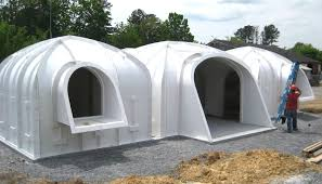 house kit a green roofed hobbit home anyone can build in just 3 days green