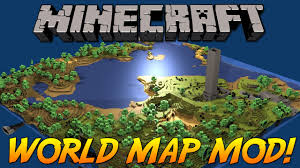 Mimecraft Maps World Map Mod 1 12 2 1 11 2 Trace Your Footsteps 9minecraft Net