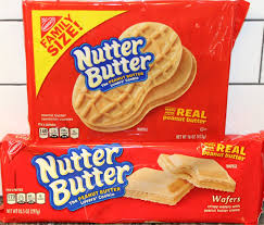 nabisco nutter butter peanut butter cookies u0026 wafers review youtube