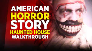 Halloween Haunted House Stories by American Horror Story Haunted House At Halloween Horror Nights