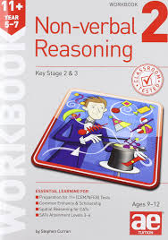 non verbal reasoning books 11 books eleven plus exams shop