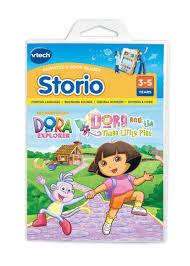dora the explorer vtech storio software dora the explorer dora and the three