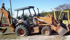 used case backhoe and dozer parts