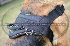 Comfortable Dog Comfortable Dog Harness For All Dog Breeds H6 1092 Patrol Nylon