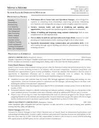 Sample Resume For Hr Assistant Manager Resume Operations Sample Peppapp