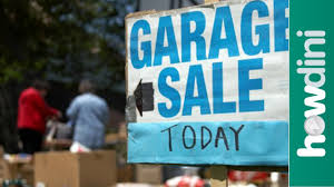 how to have a successful garage sale or yard sale youtube