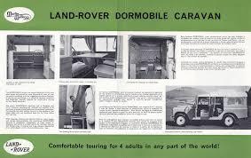 land rover dormobile cartype
