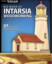 book and intarsia woodworking