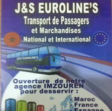 bureau eurolines j s euroline s tour agency imzouren 2 photos
