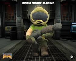 Doom Guy Meme - doom space marine plush gamingheads