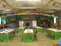 luau table centerpieces luau party centerpieces all in home decor ideas