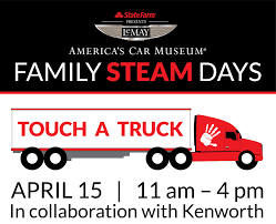 kenworth america family steam day explore big rigs with kenworth truck company