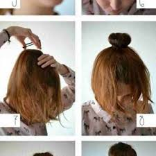 Kurze Haare Hochstecken Hochsteckfrisurenen by 100 Hochsteckfrisurenen Anleitung Kurze Haare 15 Einfache