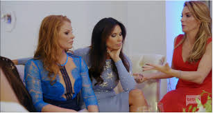 real housewives of dallas season 2 premiere recap new friends