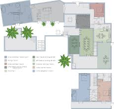 Harrods Floor Plan Villa White House On Mykonos Luxury Private Villa Elia Beach