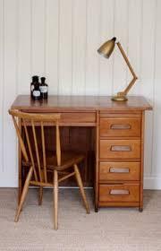 1940s Desk Large Vintage Oak Teachers Desk Desks Vintage And Room