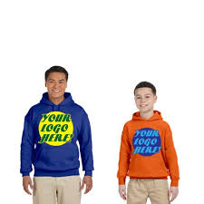 ras promotional color hooded pullover sweatshirt bulk order