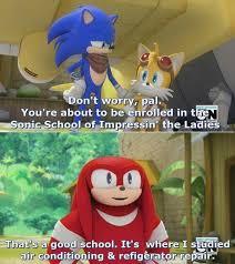 Sonic Boom Meme - sonic boom has no chill 9gag