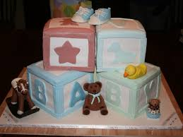 baby shower building blocks cake cakecentral com