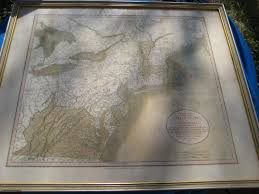 Framed Maps Of The United States by World Political Map Earthtoned Poster Size And Framed Large