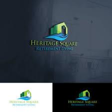 Home Graphic Design Business 75 Upmarket Elegant Nursing Home Logo Designs For Heritage Square