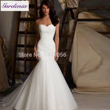 fishtail wedding dress 5108 fishtail wedding dress simple style dress for