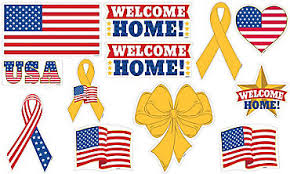 Welcome Home Decorations Welcome Home Party Supplies Theme Parties Party City