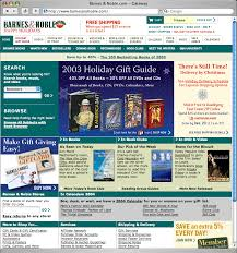 Barnes And Noble Mastercard 37signals Holiday E Commerce Ideas Home Pages Upfront
