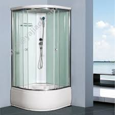portable enclosed corner bathroom shower cabin with cheap price