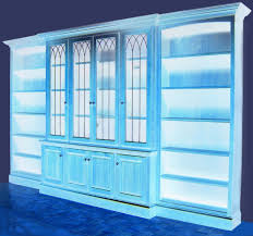 Cherry Bookcases With Glass Doors Cherry Bookcases With Glass Doors Best Color Furniture For You