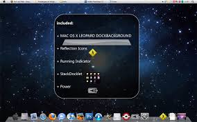 background themes mac mac os x leopard dock pack by 29michi92 on deviantart