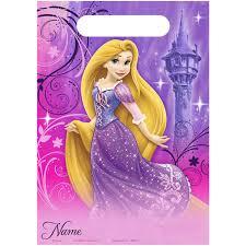 amazon com hallmark party supply disney princess tangled 8