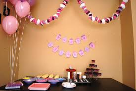 home design birthday decoration ideas at home for husband house