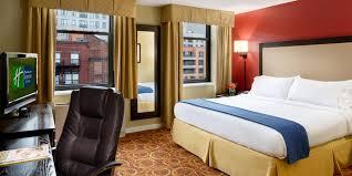 holiday inn express u0026 suites boston garden hotel by ihg