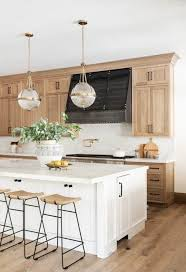 wood kitchen cabinets for 2020 5 current kitchen trends now chrissy