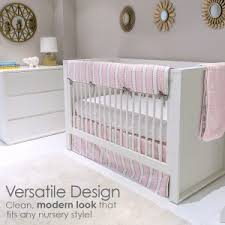 White Crib Convertible Kolino Bianco Convertible Crib Milk Pkffvxcmwt